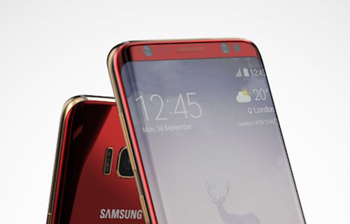 Galaxy S8 için gerçeğe en yakın konsept çizimleri!