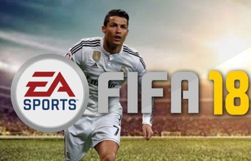 FIFA 18, Türkiye Süper Lig ile geliyor!