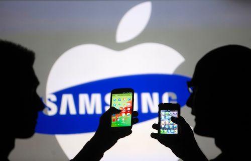 Apple, Samsung'u son çeyrekte geçmeyi başardı!