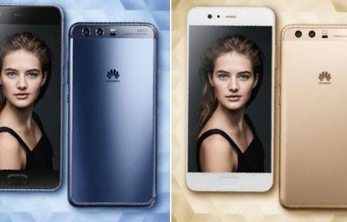 Huawei P10 tüm renkleri ile karşınızda!