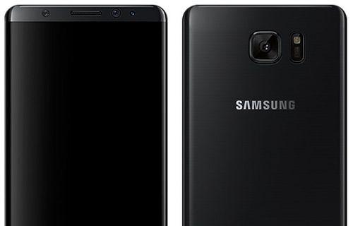 Samsung, Galaxy S8'in tasarımını gösterdi!