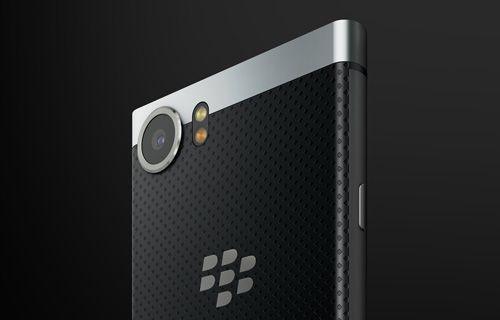 BlackBerry KEYone'un ilk kamera örnekleri!