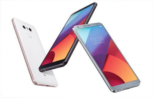LG G6 Türk Telekom'da satışa sunuldu