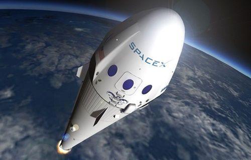 Space X Ay'a gönderiyor!