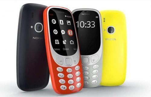 Yeni Nokia 3310'un 40 TL'lik klonu çıktı!