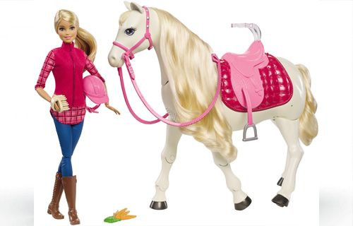 Yapay zekaya sahip konuşan Barbie'ler geliyor