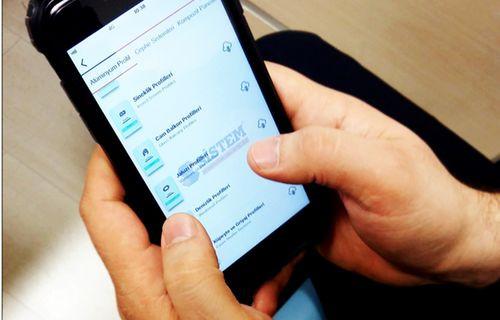 Sistem Alüminyum mobil uygulaması yayınlandı!