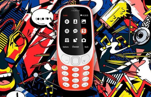 Yeni Nokia 3310 siparişleri inanılmaz derecede güçlü