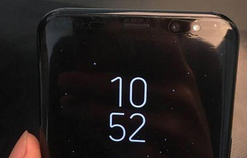 Galaxy S8 ve Galaxy S8+'ın yeni gerçek görüntüleri