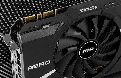 MSI, Aero ITX serisi ekran kartlarını duyurdu!