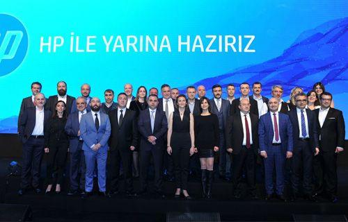HP'nin Türkiye'deki en iyi iş ortakları belli oldu