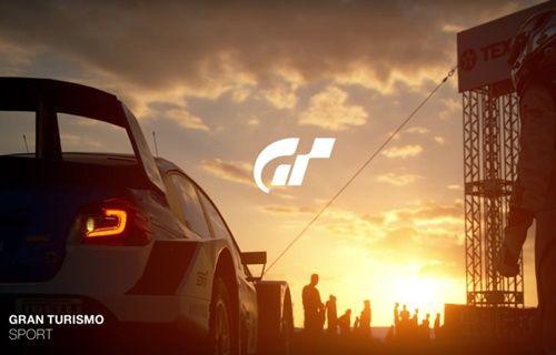 Gran Turismo Sport'un Beta'sı başlıyor!