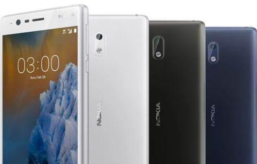 Android'li yeni Nokia modelleri sızdı!