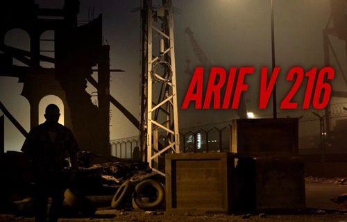 Arif v 216'nın çıkış tarihi kesinleşti!