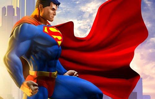 Android ve iOS için en iyi Superman oyunları!