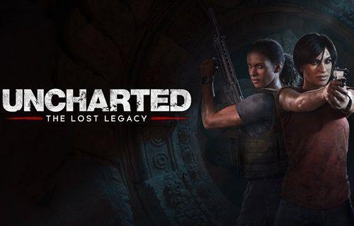 Uncharted: The Lost Legacy'den ilk konsept görseller!