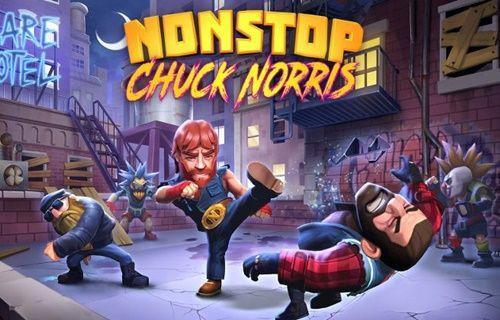 Chuck Norris'in oyunu çıkıyor!