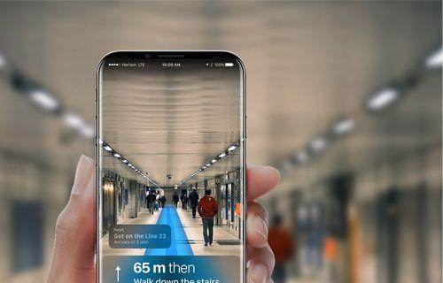 Apple'dan beklenen iPhone 8!