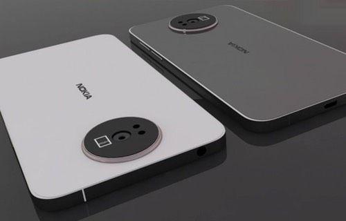 Nokia 8 ve Nokia 9'un tasarımı sızdırıldı
