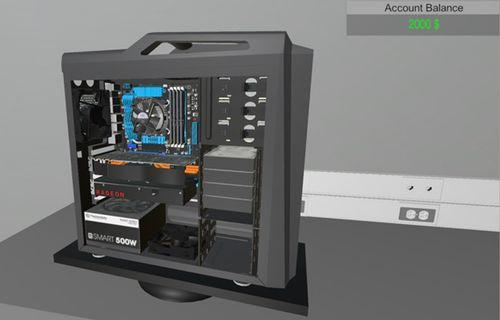 Bilgisayar toplama oyunu çıktı!