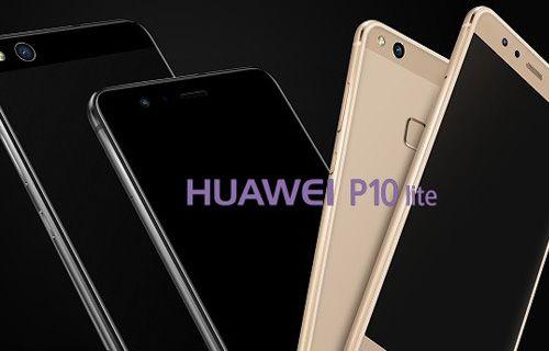 Huawei P10 Lite artık resmi