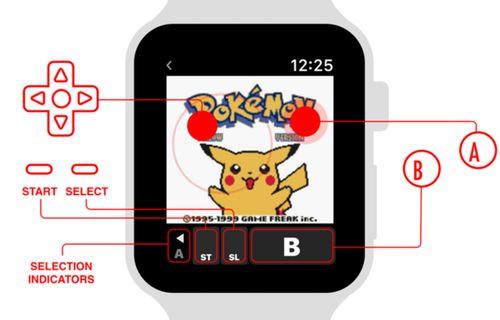 Pokemon Yellow, Apple Watch'ta çalıştı!