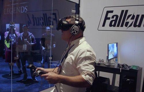 Fallout 4 VR geliyor!