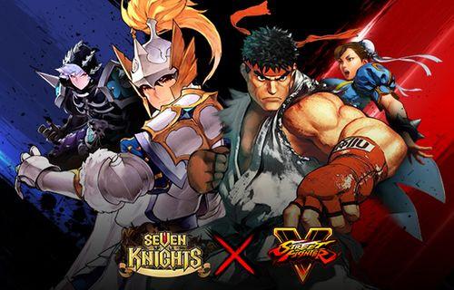 Street Fighter V karakterleri mobil oyuna geliyor!