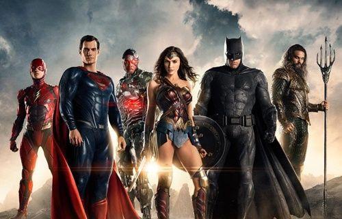 Justice League'den yeni videolar geldi!