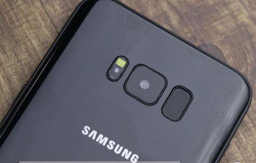 Galaxy S8'de kamera uygulaması hızlı başlatılabilecek mi?