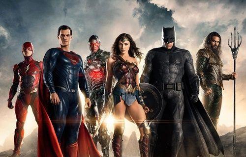 Justice League'den ikinci fragman sonunda geldi!