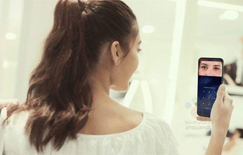 Galaxy S8 ve Galaxy S8+ basın görselleri ve özellikleri!
