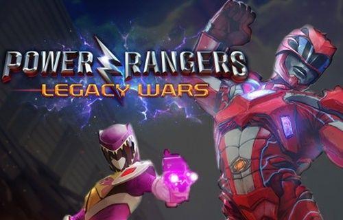 Power Rangers mobil oyunu çıktı!