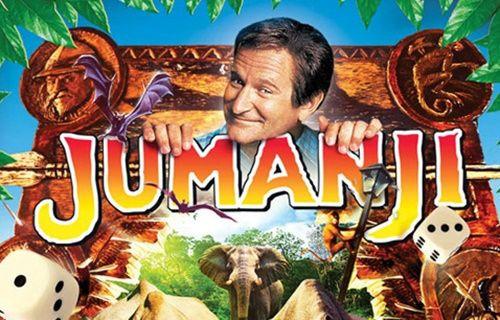 Jumanji filminin adı belli oldu!