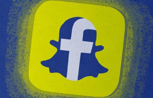 Facebook, resmen Snapchat oldu
