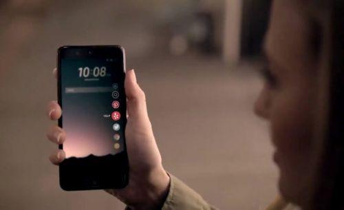 HTC'nin amiral gemisi HTC U, bomba gibi gelecek