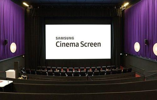Samsung, sinema sektörüne el atıyor!