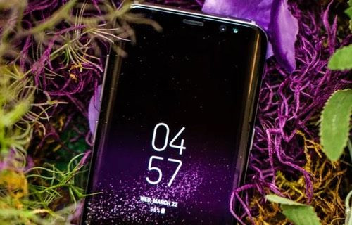 Galaxy S8 ile çekilen fotoğraflar yayınlandı
