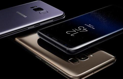 Galaxy S8 ve S8+: Tüm yeni özellikler