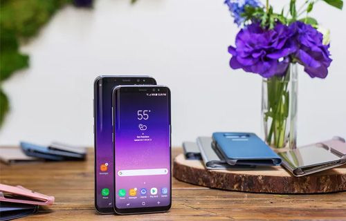 Galaxy S8 ve Galaxy S8+ için ipuçları