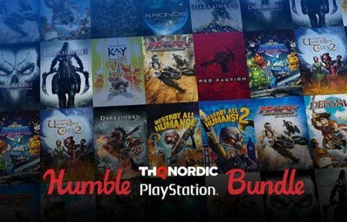 Humble Bundle'dan PS4 Bundle!