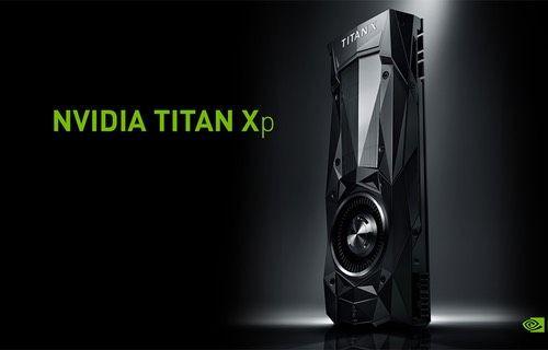 Üst düzey ekran kartı Nvidia Titan Xp!