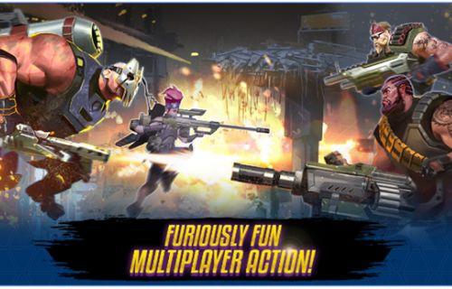 Android için yeni aksiyon oyunu!