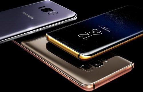 Galaxy S8'in ipuçları ve püf noktaları!