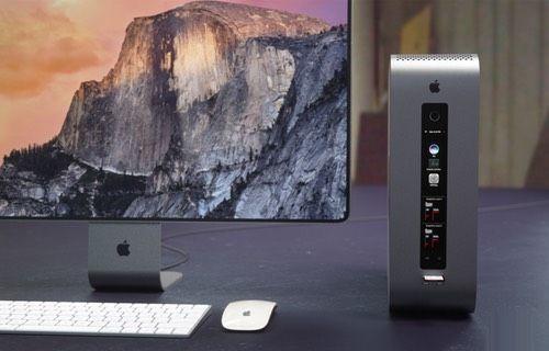 Yeni Mac için ilk konsept geldi!