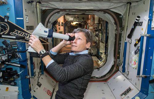 Uzaydan ilk 4K canlı yayın gerçekleşecek