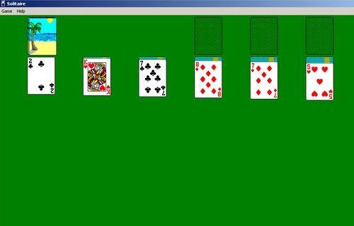 Windows'taki Solitaire'i stajyer geliştirmiş!