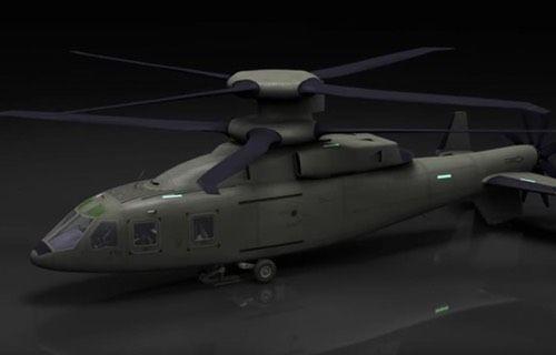 Sikorsky-Boeing Future Vertical Lift konsepti duyuruldu!