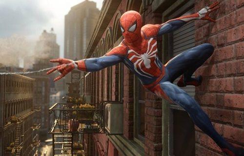 Spider-Man oyunundan ilk sahne!
