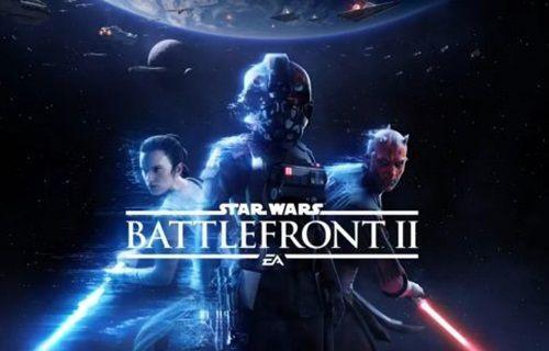 Star Wars Battlefront II'nin ilk fragman geldi!